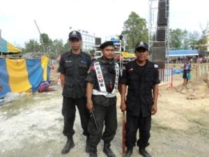 Buriram Police / Security